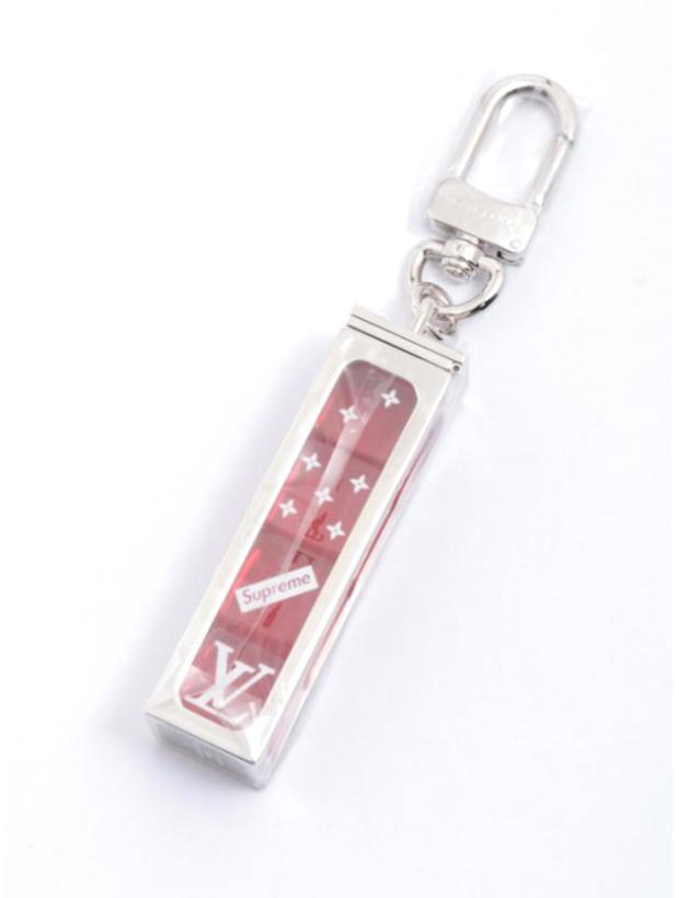 新品 ヴィトン× ダイスキーチェーン RM0157 MP2073 赤
